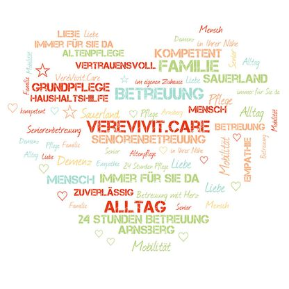 Verevivit Care Words